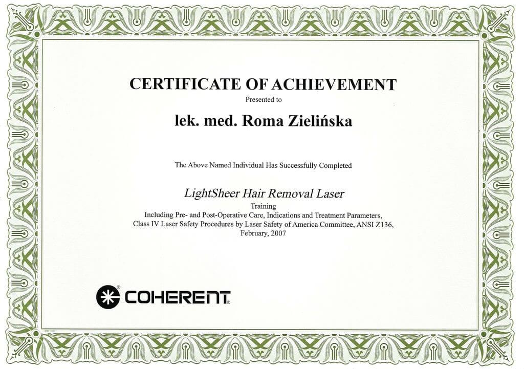 certyfikat uczestnictwa wkursie